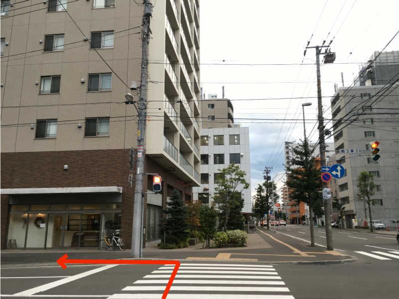 ゲストハウスyuyuへの道2